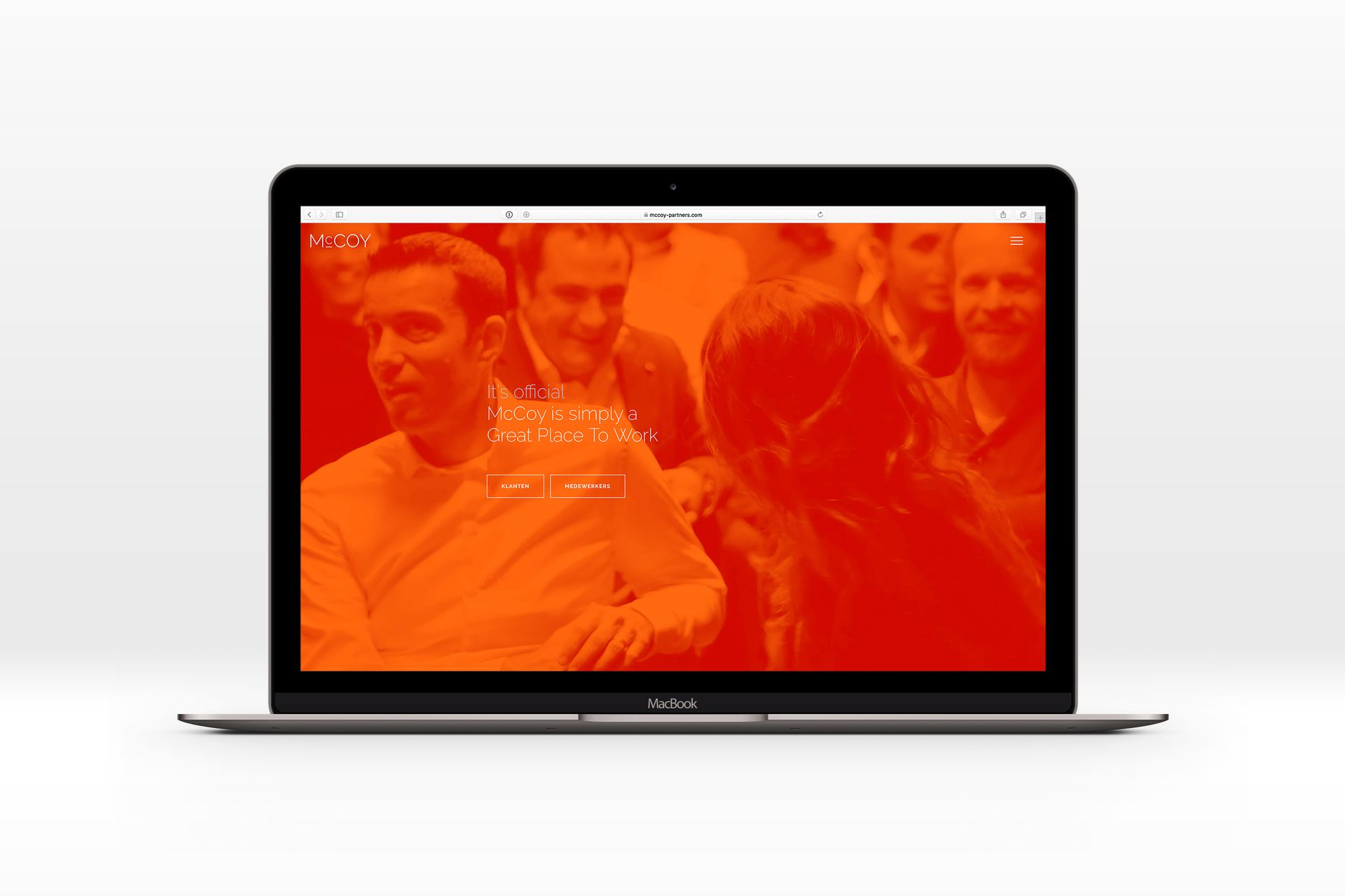 McCoy & Partners screen